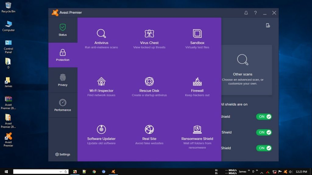 Avast Premier With License File for Lifetime 100% Working Free Download